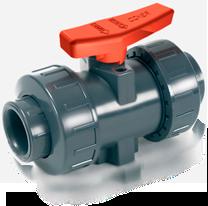 Водопроводные трубы из ХПВХ в системах водопровода