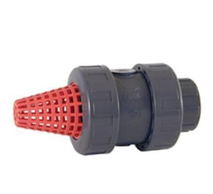 Донный клапан ПВХ с муфтовыми окончаниями CEPEX