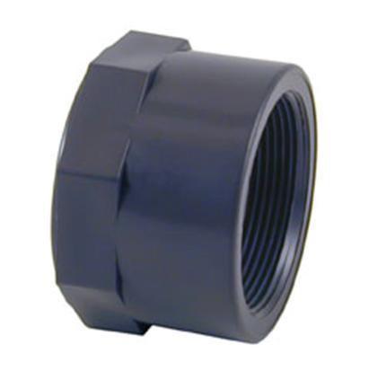 Заглушка ПВХ с внутренней резьбой CEPEX