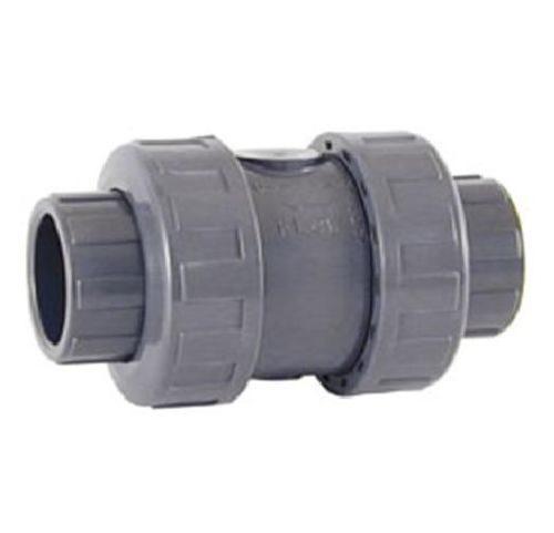Обратный клапан шаровой с резьбовыми окончаниями ХПВХ Corzan®