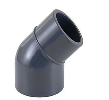 Отвод двойной ПВХ 45° CEPEX