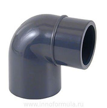 Отвод двойной ПВХ 90° CEPEX