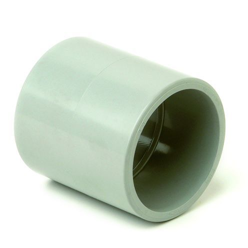 Для трубопроводов под давлением до 16 бар, подходит для эксплуатации в условиях высоких температур, агрессивных сред. Соединение на клей.