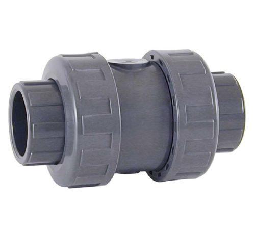 Обратный клапан шаровой с муфтовыми окончаниями под клеевое соединение ХПВХ Corzan®